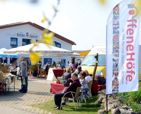 Bild Markt der Offenen Höfe