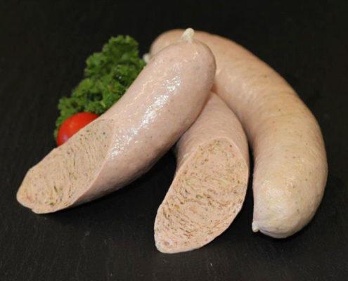 Galloway Genuss Bratwurst 100% Galloway Rind